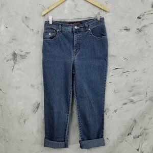 GLORIA VANDERBILT Vintage Women's Blue Jeans